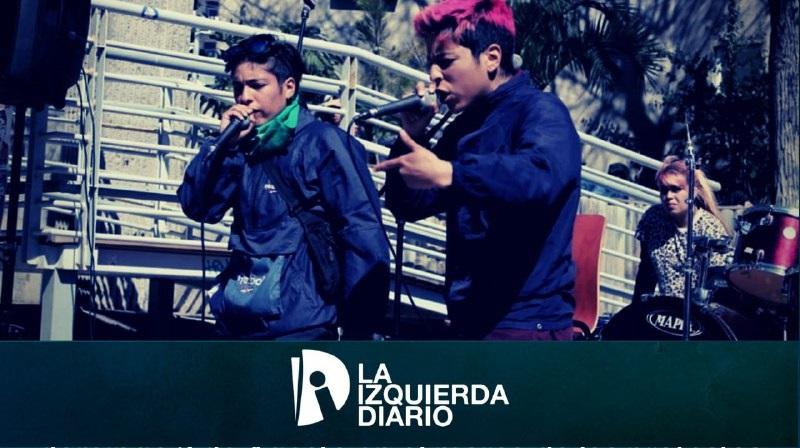 Alliberen als corresponsals de La Izquierda Diario de Xile que havien estat detinguts aquest diumenge