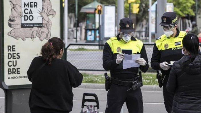 La Junta d'Andalusia respon als nous brots amb més mesures repressives