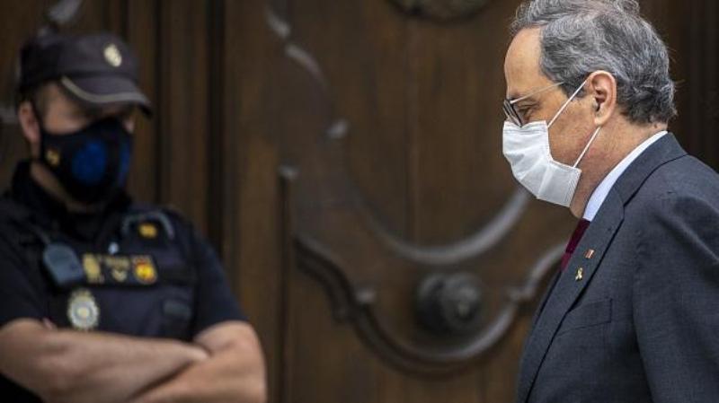 El Supremo decideix qui pot governar i qui no a Catalunya