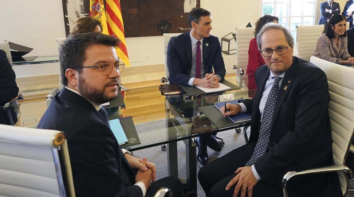 Per a Sánchez són els independentistes els que judicialitzen la política