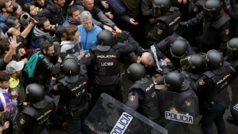 Postals de la repressió espanyolista que no va poder acabar amb l'1-O