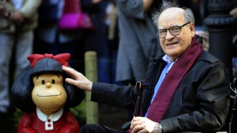 Mor Quino, el creador de Mafalda