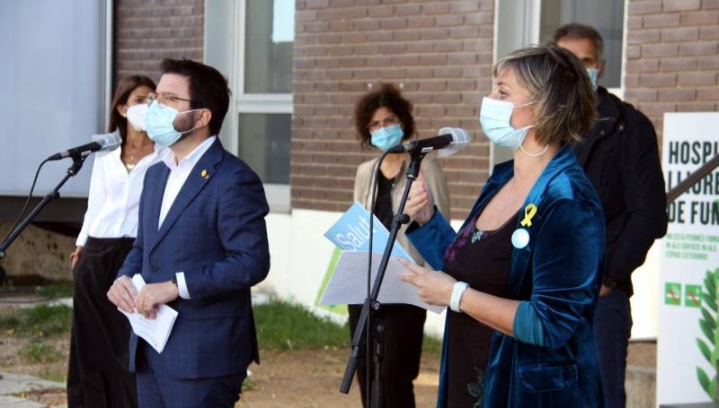 La Generalitat pensa en més mesures restrictives davant l'augment de contagis