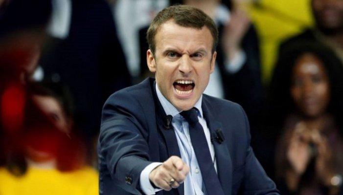 """Macron estableix toc de queda i desplega 12.000 policies per a """"combatre"""" el coronavirus"""
