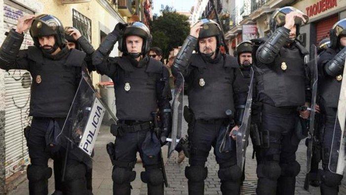 """""""Antidisturbios"""", realitat i ficció de la repressió estatal"""