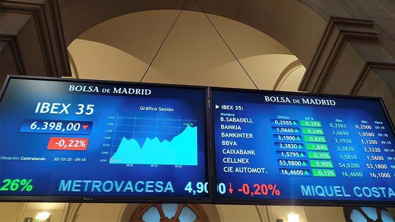 L'economia espanyola remonta un 16,7%, però segueix enfonsada
