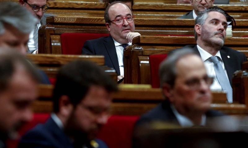 Donar suport als PGE ben podria valer un govern autonomista per a ERC