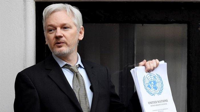 La Justícia britànica rebutja la comanda d'extradició de Julian Assange als EUA