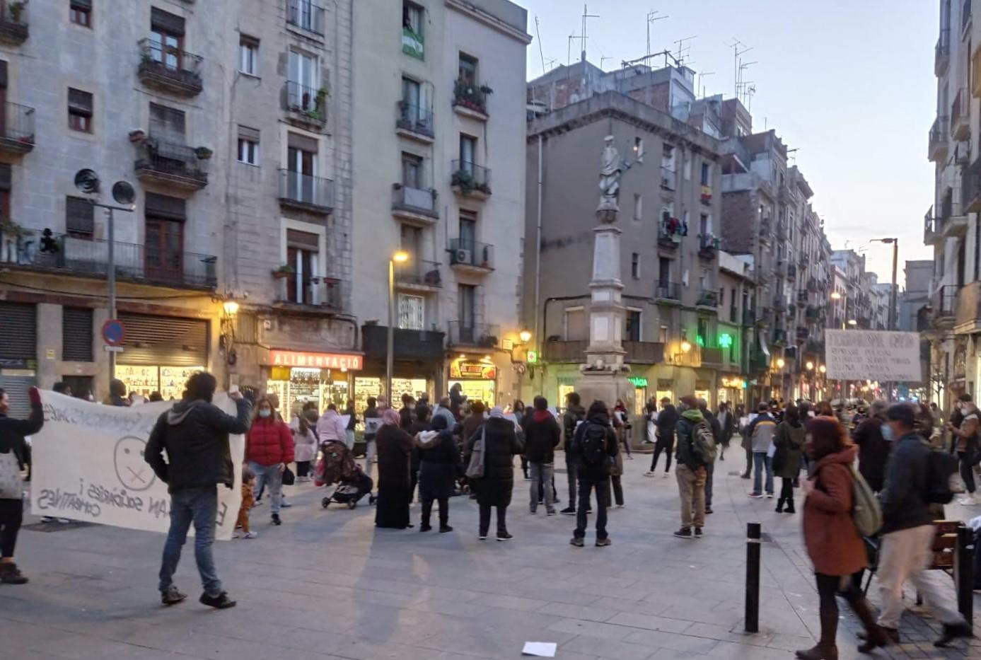 La Generalitat multa activistes que defensen la sanitat pública