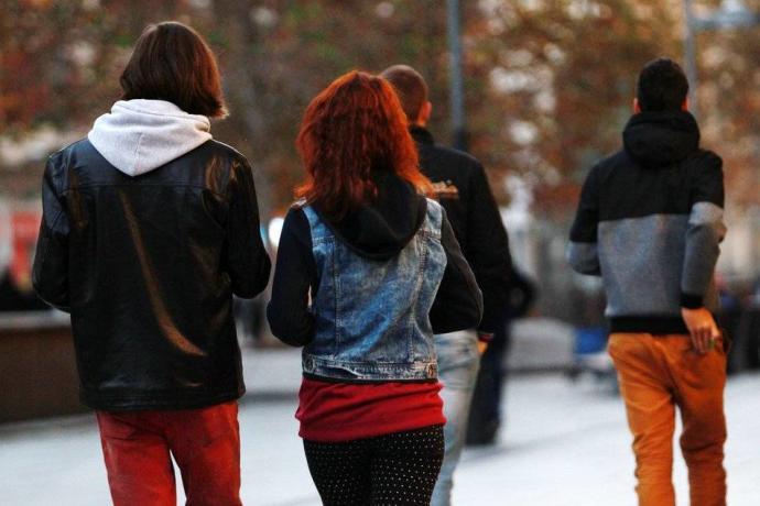 La joventut passarà el 14F (políticament) sola