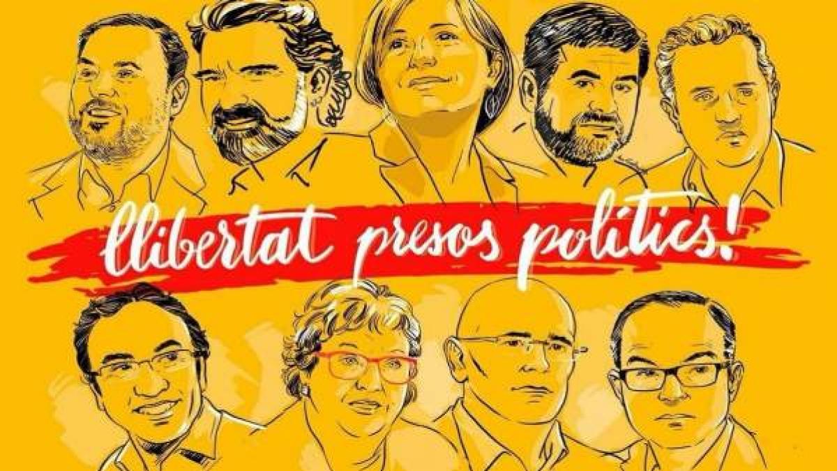 La Fiscalia de Sánchez es mou per tornar-los a presó