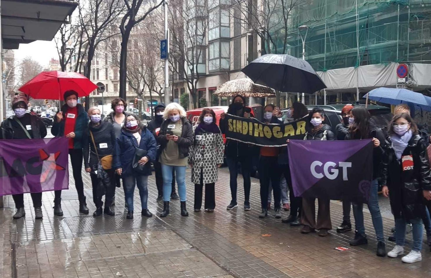 Convocada Vaga General feminista pel 8 de març 2021 a Catalunya