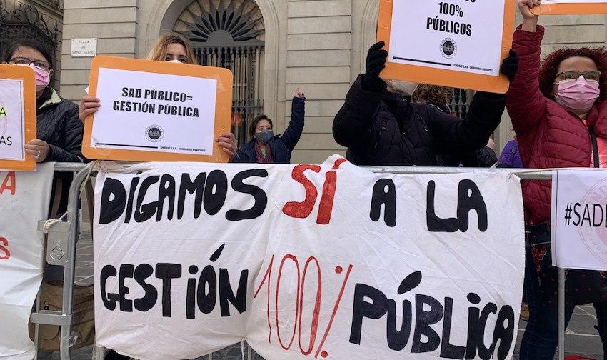 Més d'un 40% de la plantilla de la Generalitat precària, interina o temporal