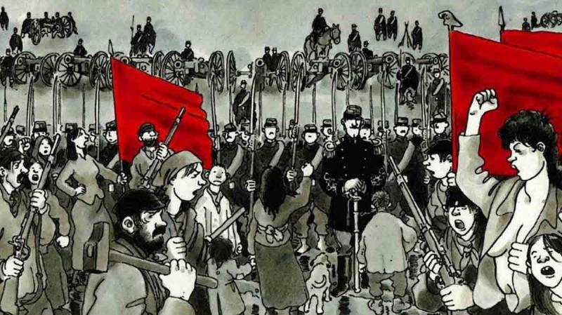 Una democràcia d'una altra classe: sobre els usos de la Comuna de París