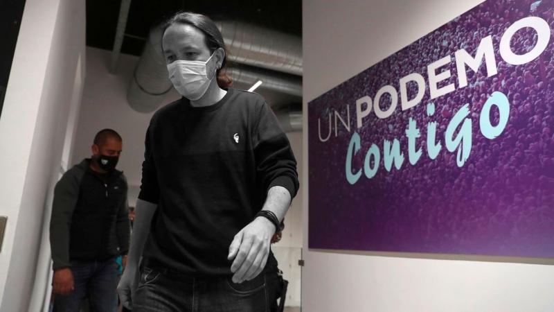 Auge i caiguda de Pablo Iglesias: desafiaments de l'esquerra anticapitalista després de Podemos