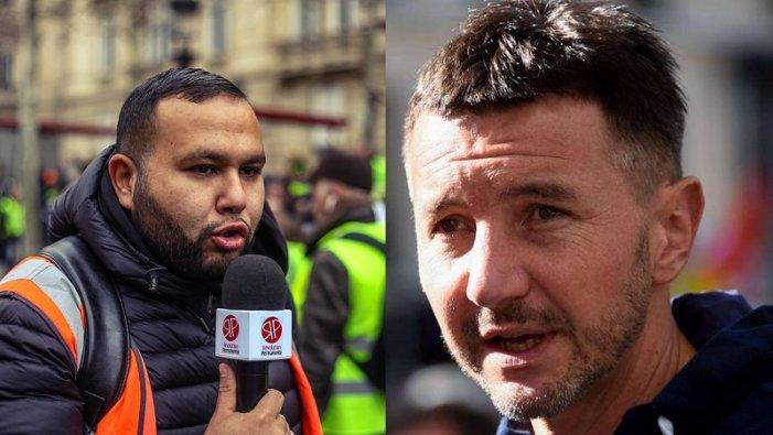 Mitjans de França mostren les dues polítiques en l'esquerra trotskista