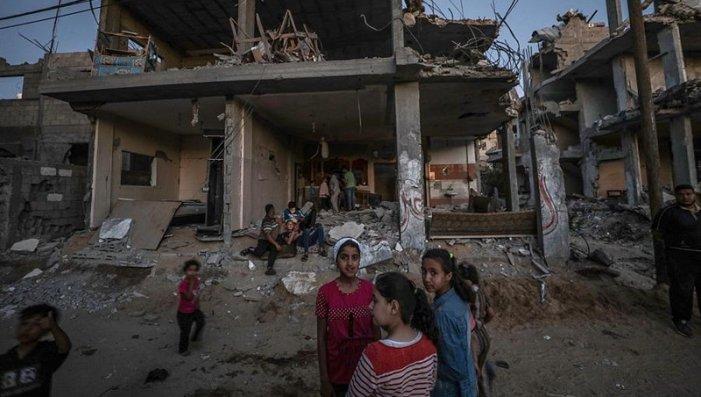 Almenys 200.000 persones a Gaza necessiten cures mèdiques després dels bombardejos d'Israel