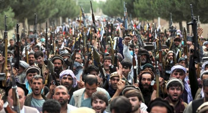 El triomf dels talibans i el moment Saigon dels Estats Units a l'Afganistan