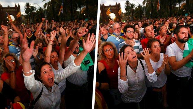 Junts pel Bluf, o l'efímera república catalana de Puigdemont