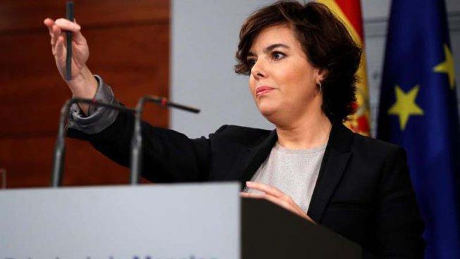 Puigdemont eludeix respondre i el Govern central aplicaria el 155 des del dijous