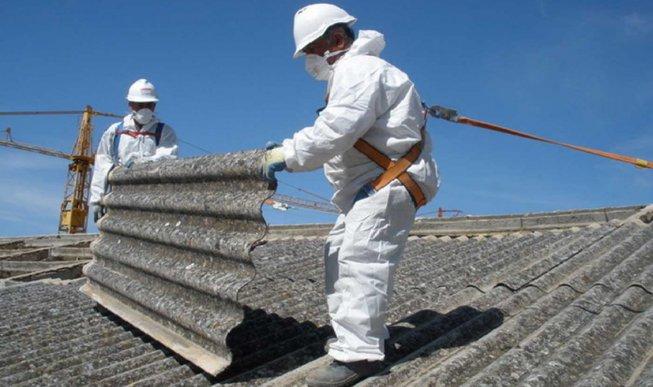 Mor un altre treballador a Saragossa per l'ús de l'amiant