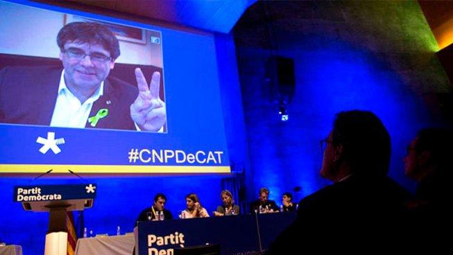 Hi ha pacte entre JxCat i ERC: Puigdemont serà presentat com a candidat a la investidura