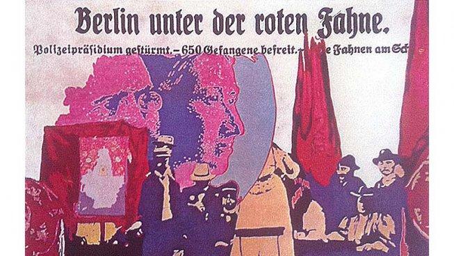 L'assassinat de Rosa Luxemburg i la revolució alemanya