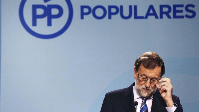 Setmana horribilis per a Rajoy i el PP