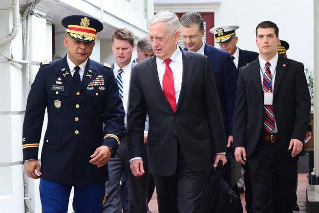 """EE.UU passa de la """"guerra contra el terrorisme"""" a preparar-se per a un conflicte entre potències"""