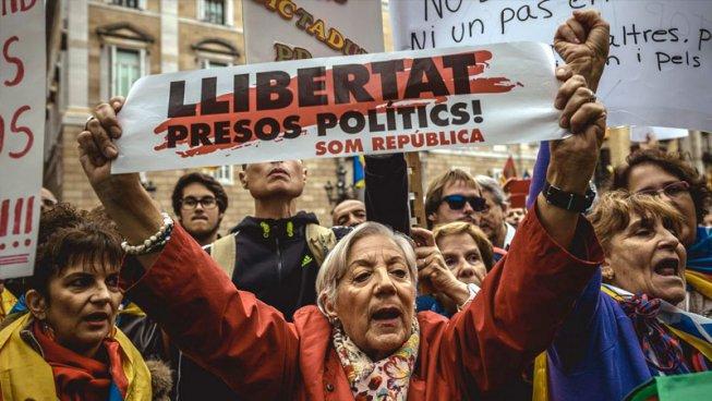 L'Estat espanyol usa als presos com a ostatges polítics