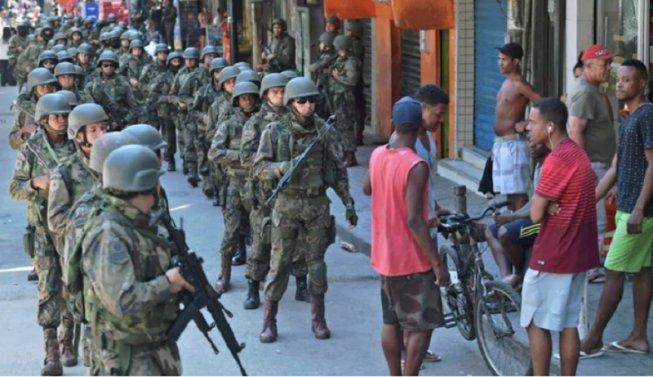 Claus per entendre la intervenció militar a Rio de Janeiro