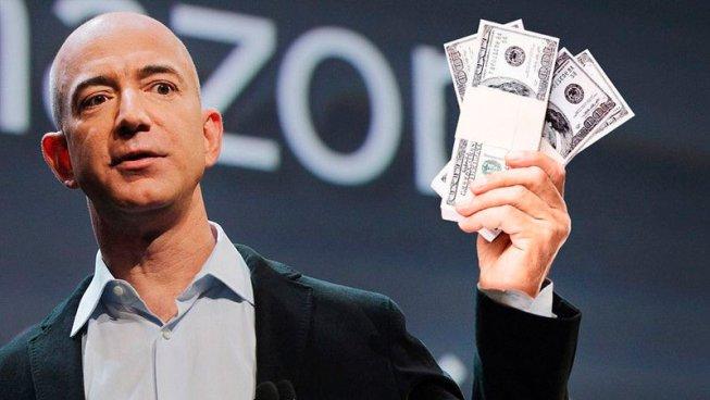 Jeff Bezos, el capitalista més ric de la història mundial