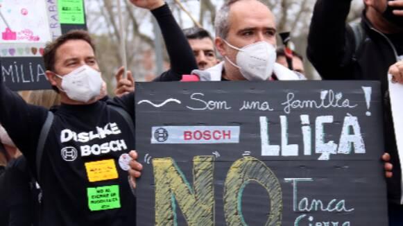 """""""Bosch vol tancar a Lliçà i relocalitzar la planta a Polònia per a pagar 9€"""""""