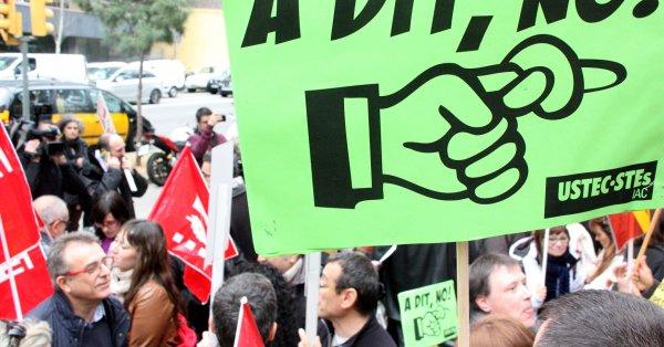 Comunicat de rebuig a la criminalització del professorat per part del Ministerio de Educación, Cultura y Deporte