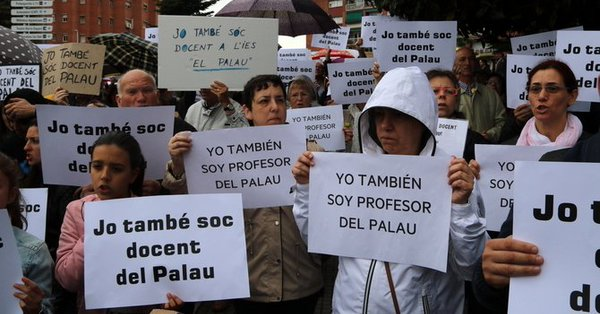 La comunitat educativa catalana comença a organitzar-se contra la repressió