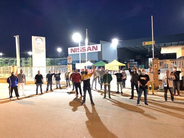 La plantilla de Nissan guanya una primera batalla